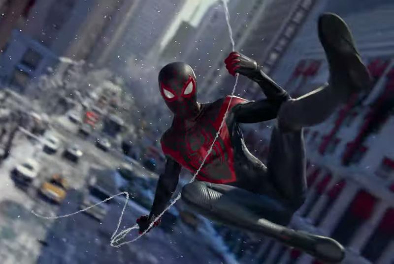 O co-criador de Miles Morales, Brian Michael Bendis, reage ao Spider-Man da  Marvel: Miles Morales PS5 Reveal - Nerds da Galáxia
